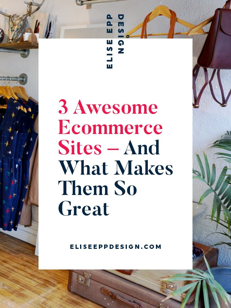 3 Awesome Ecommerce Sites u2013 And What Makes Them So Great   Elise Epp - fresh blueprint 3 free download