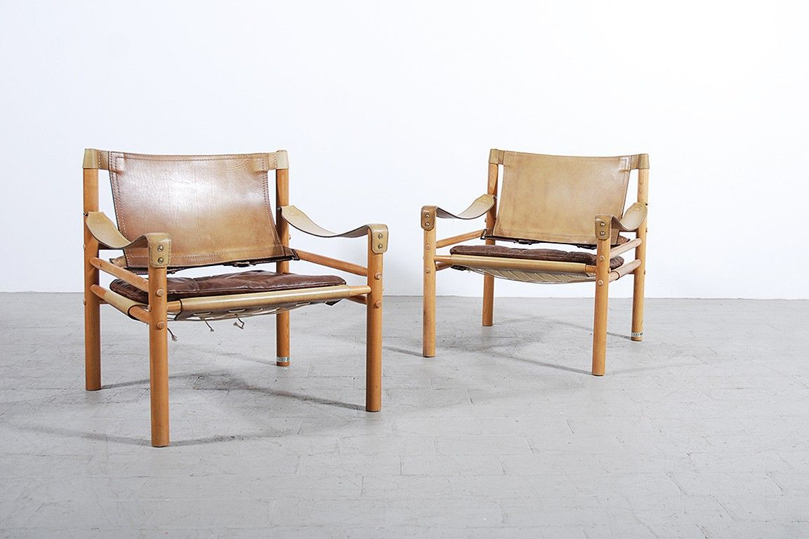 Shop SUITE NY For The Equipal Chair Designed By Pedro Ramirez - Fauteuil cuir design scandinave