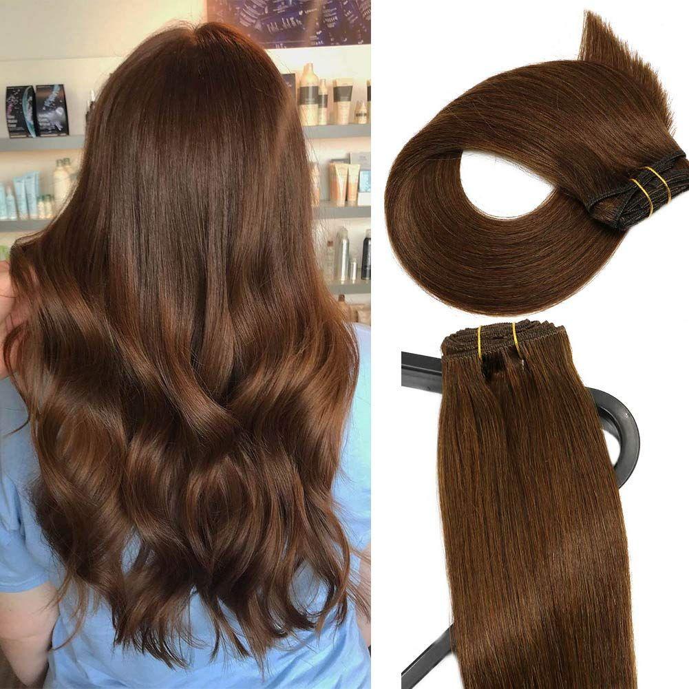 Hair Clip in 2020 Hair clips, Human hair clip ins