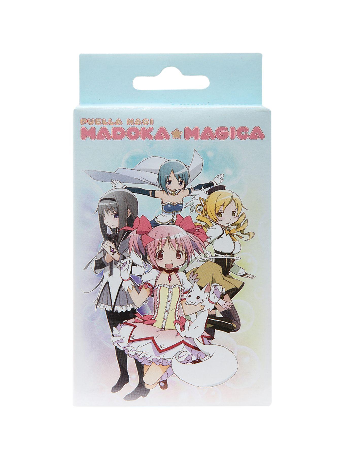 Puella Magi Madoka Magica Playing Cards Hot Topic