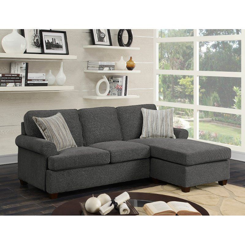 Gray Chaise Sofa Bed Tranquility Sofas For Small Spaces Chaise Sofa Grey Chaise Sofa