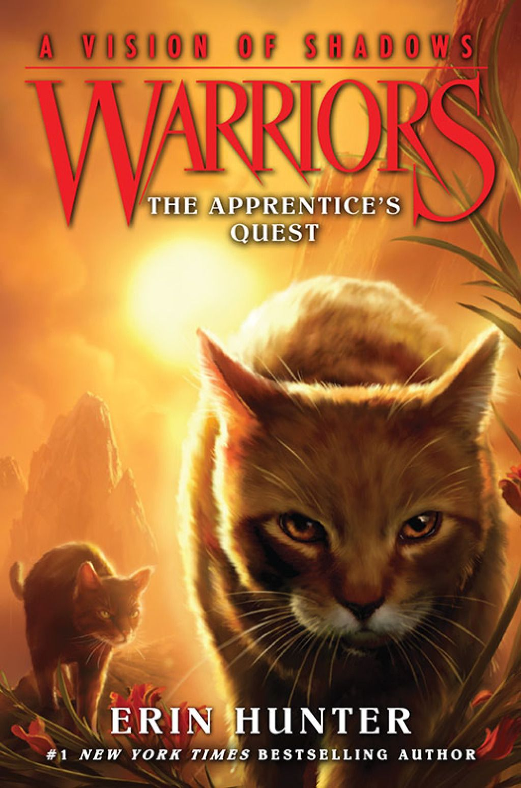 Warriors A Vision of Shadows 1 The Apprentice's Quest