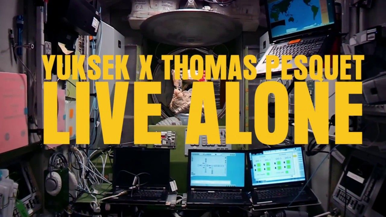 Yuksek x Thomas Pesqueta music video collaboration from