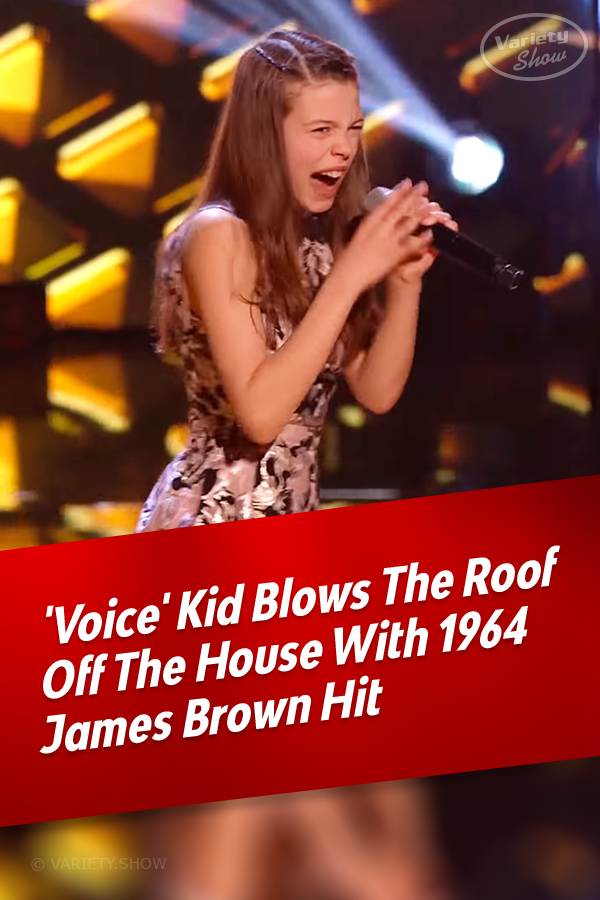 With Legs Like Rubber And A Bubbly Personality That Can T Help But Overflow Courtney Hadwin Impresses Us All With Her Creat In 2020 James Brown The Voice Variety Show
