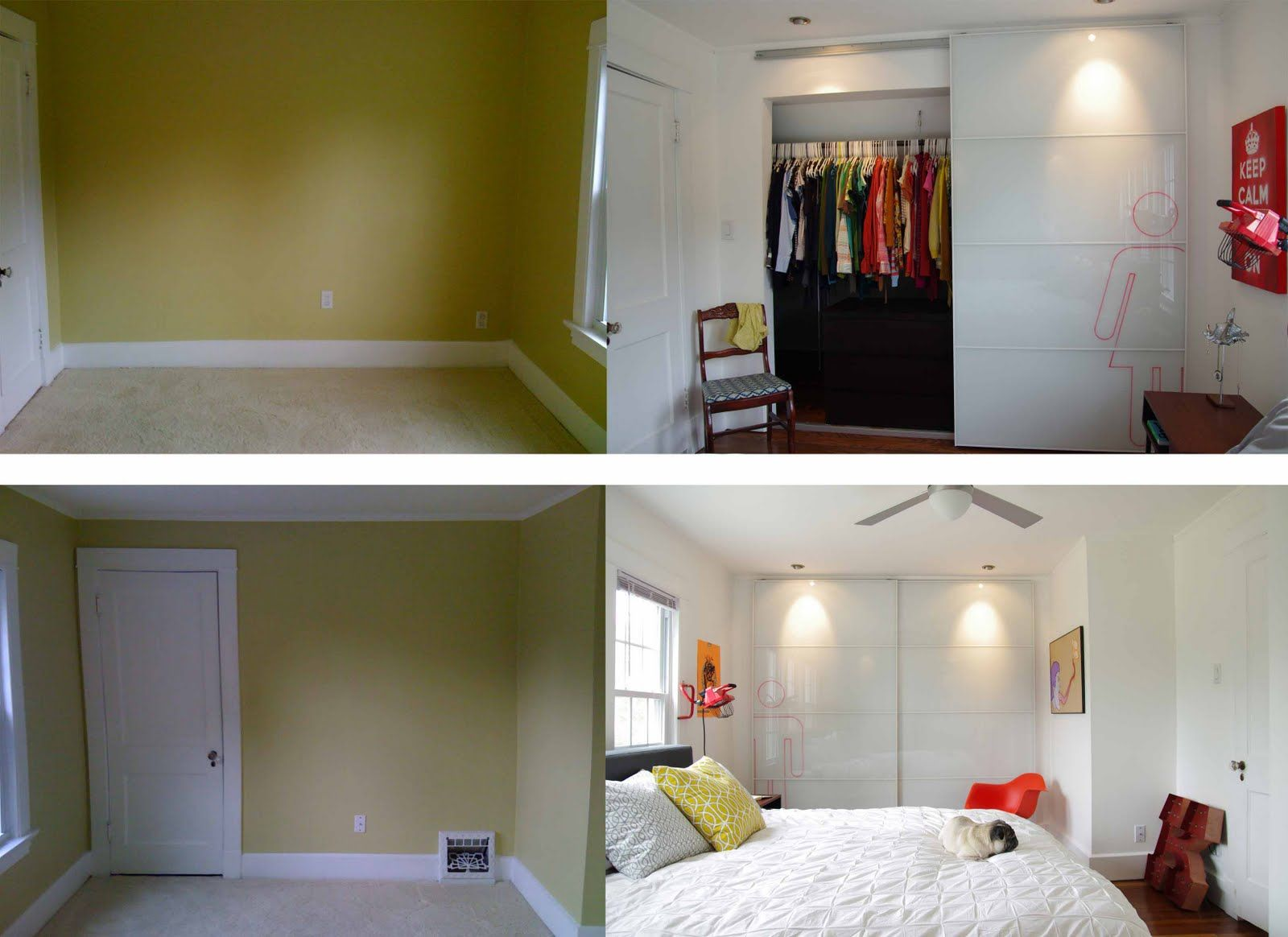 Ikea Hackers Pax Hack His And Her Closets With Pax Tonnes Sliding Doors Dream Closet Design Closet Design Dream Closets