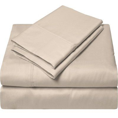 Sizes Baltic Linen Company Cotton Jersey Sheet Set  Assorted Colors