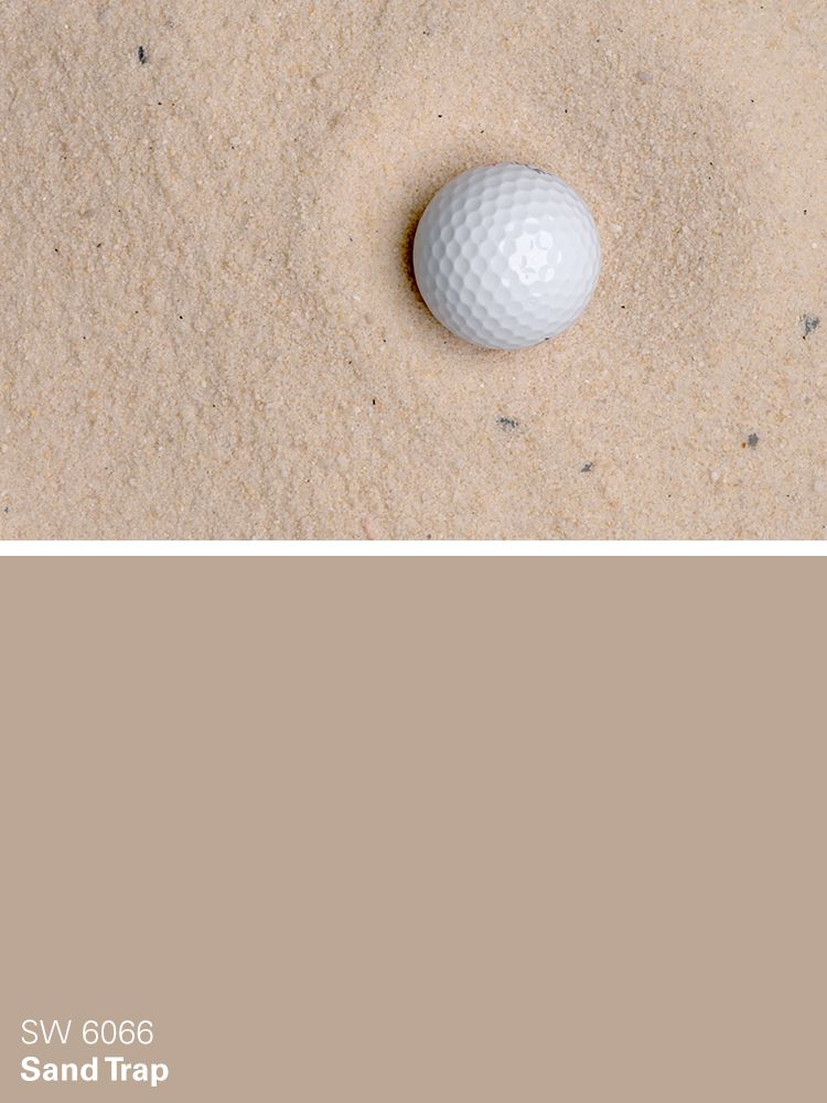 Sherwin Williams Neutral Paint Color Sand Trap Sw 6066