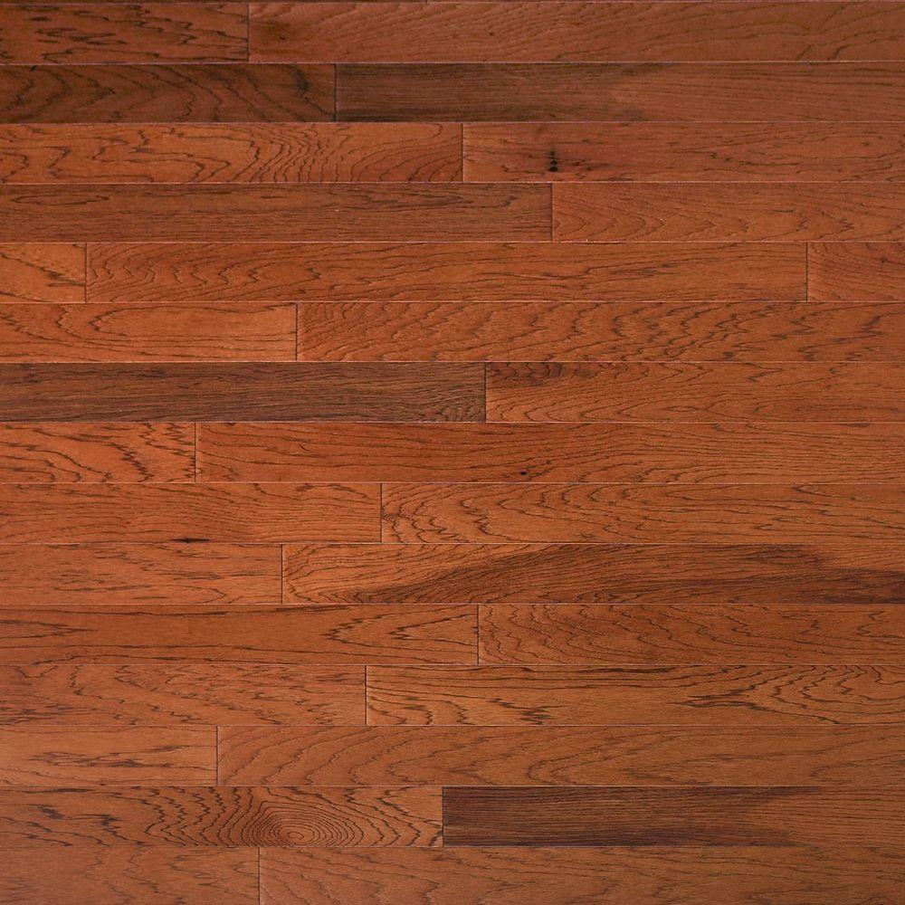 Heritage Mill Hickory Leather 3 4 In Thick X 4 In Wide X Random Length Solid Real Hardwood Flooring 21 Sq Ft Case Pf9712 The Home Depot Real Hardwood Floors Hardwood Floors Engineered Hardwood Flooring