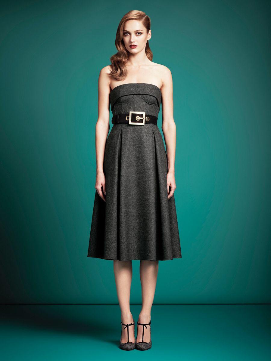Gucci Pre-Fall 2013 - Runway Photos - Fashion Week - Runway, Fashion ...