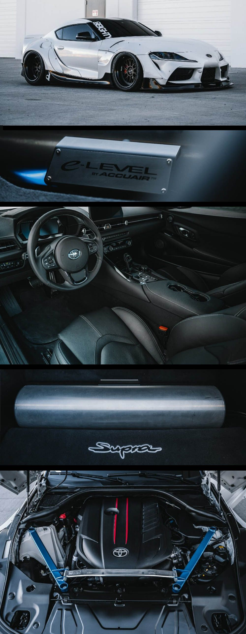 DCG 32 2020 Toyota Supra Widebody + 30K in 2020