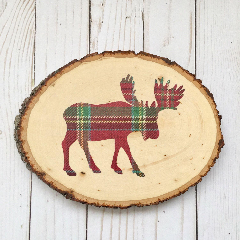 https://www.etsy.com/listing/489016170/woodland-moose-plaid-moose ...