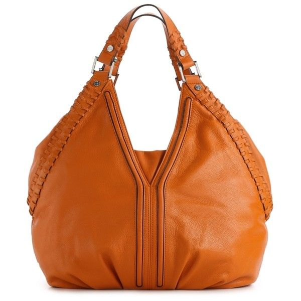 6daaf564dab95 Joelle Hawkens by treesje Escape Leather Hobo