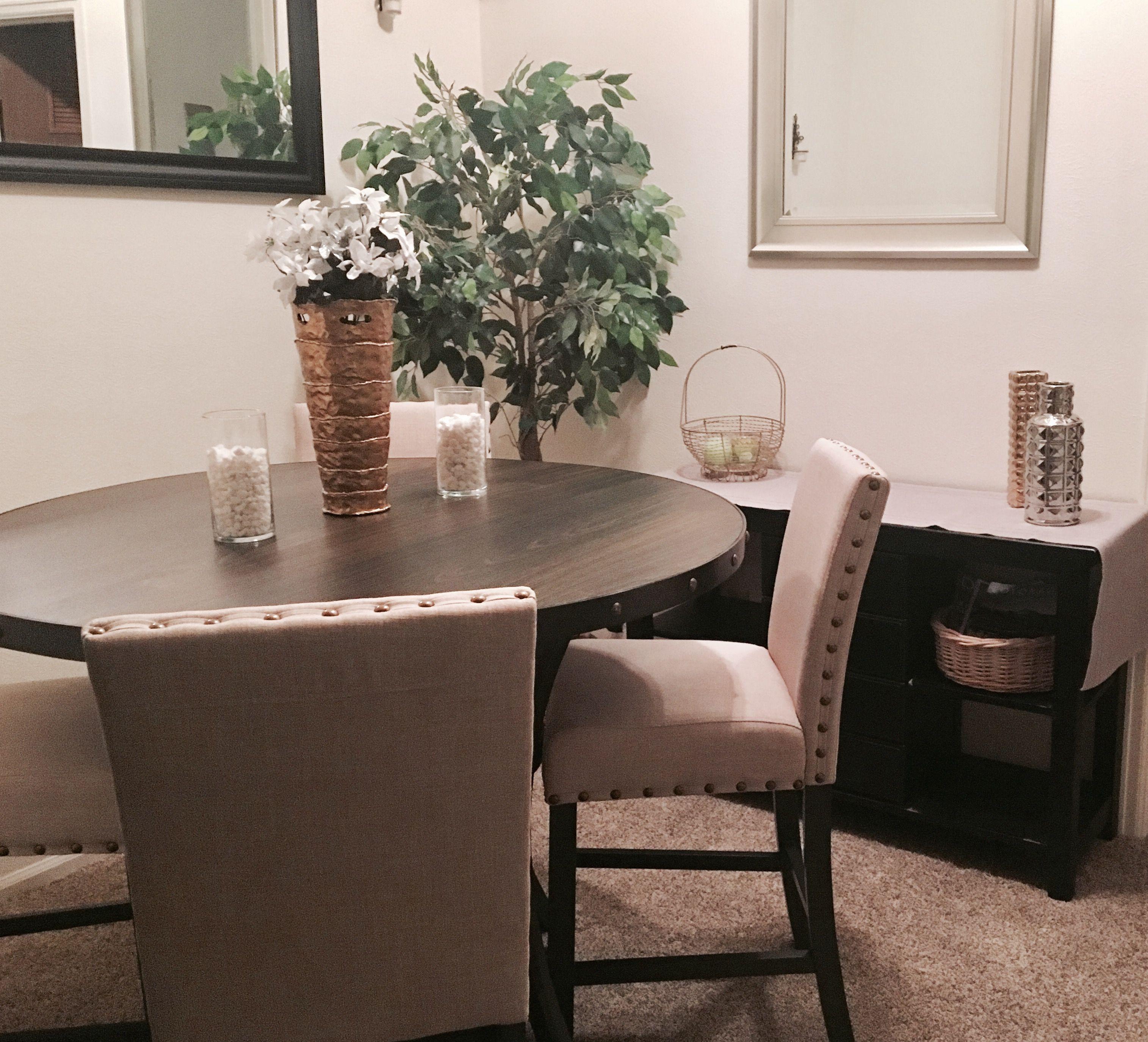 My little dinning room 💙