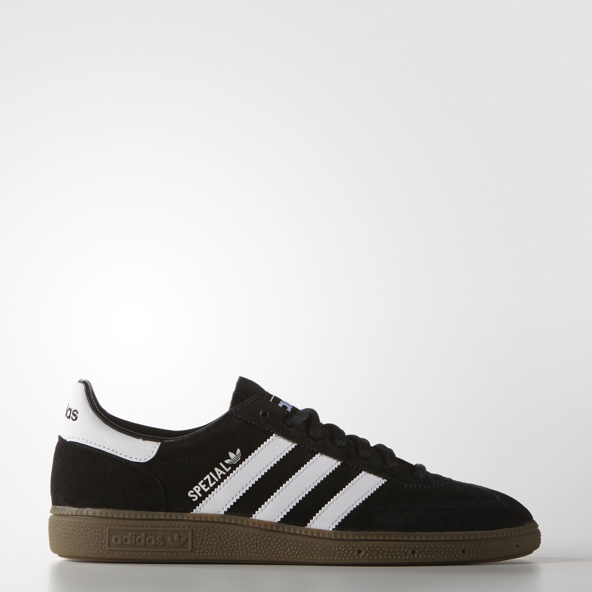 In adidas first released the Spezial as the official elite-level handball  shoe. It soon became the shoe of choice for some of the world's finest  players.