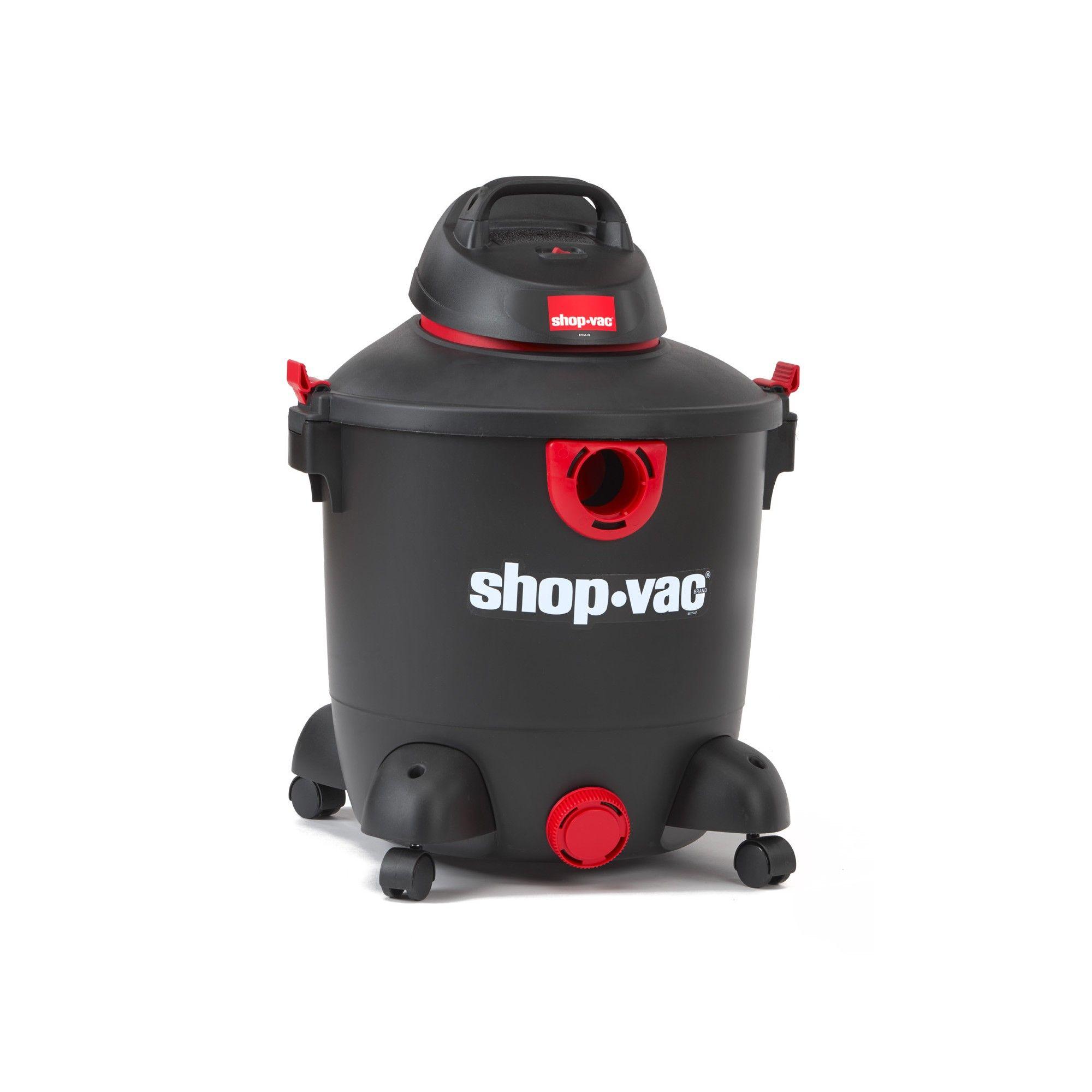 2 ton küchenideen shopvac gal  peak hp wetdry vac  black in   products