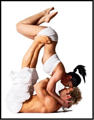 Pin by Genna O'Berin on Yoga | Tantric yoga, Partner yoga ...