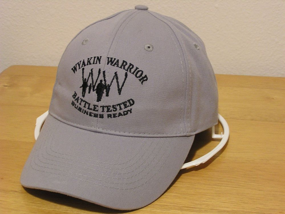 7a286124 CAP NEW WYAKIN WARRIOR BATTLE TESTED BUSINESS READY QUALITY ...