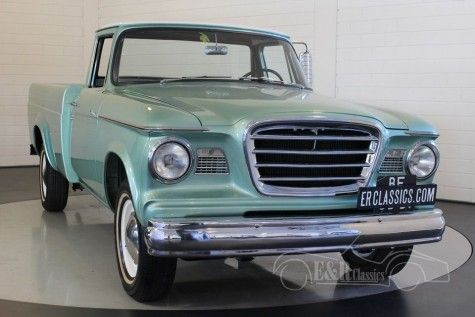 Studebaker Champ Pick-up 1963