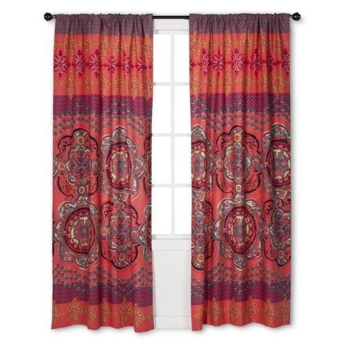 Boho Boutique Nadia Curtain Panel #BohoBoutique