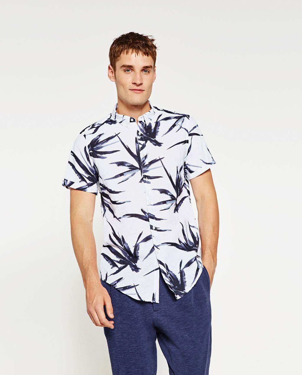 Moda para hombre camisas para hombre de lujo con estilo