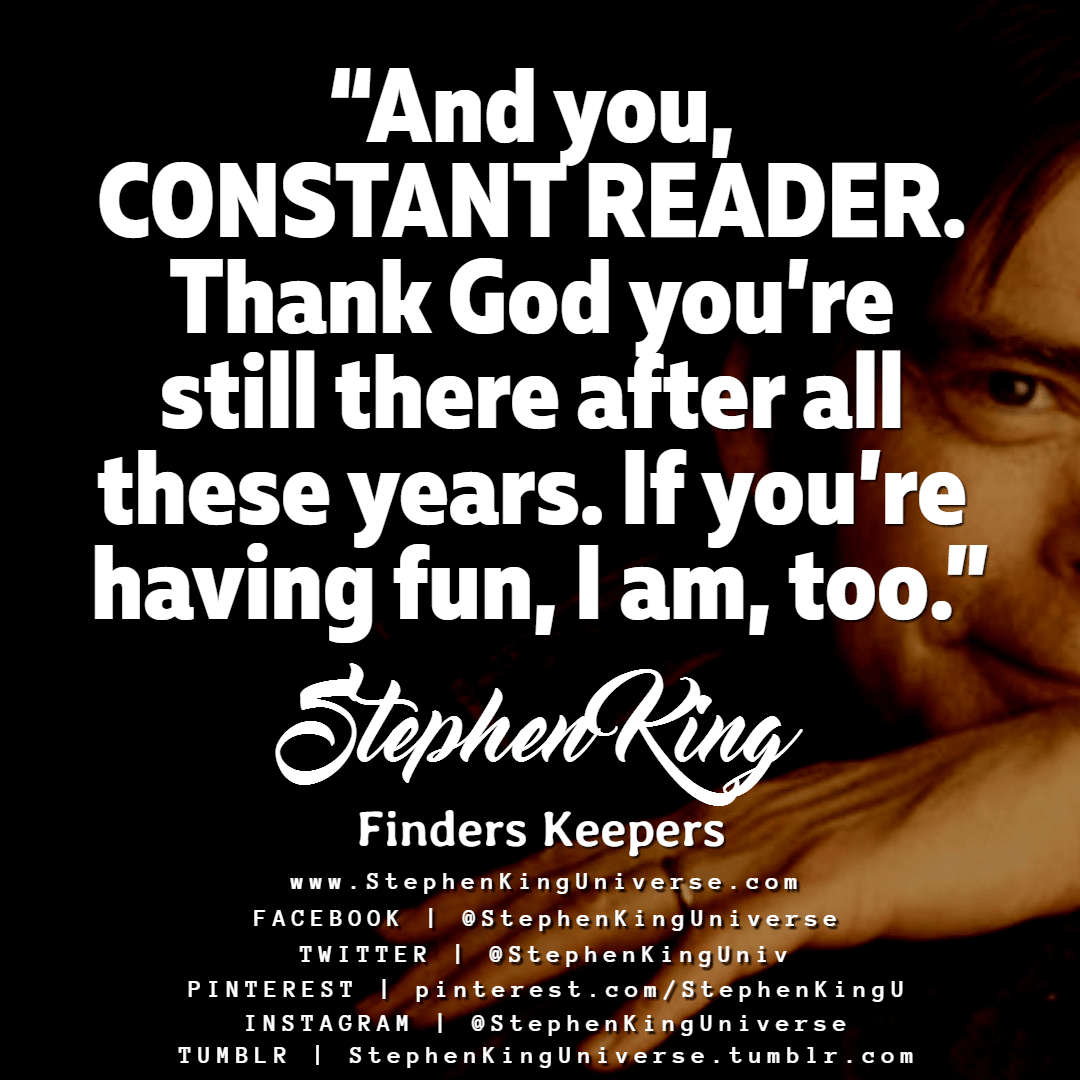 StephenKing Stephen king
