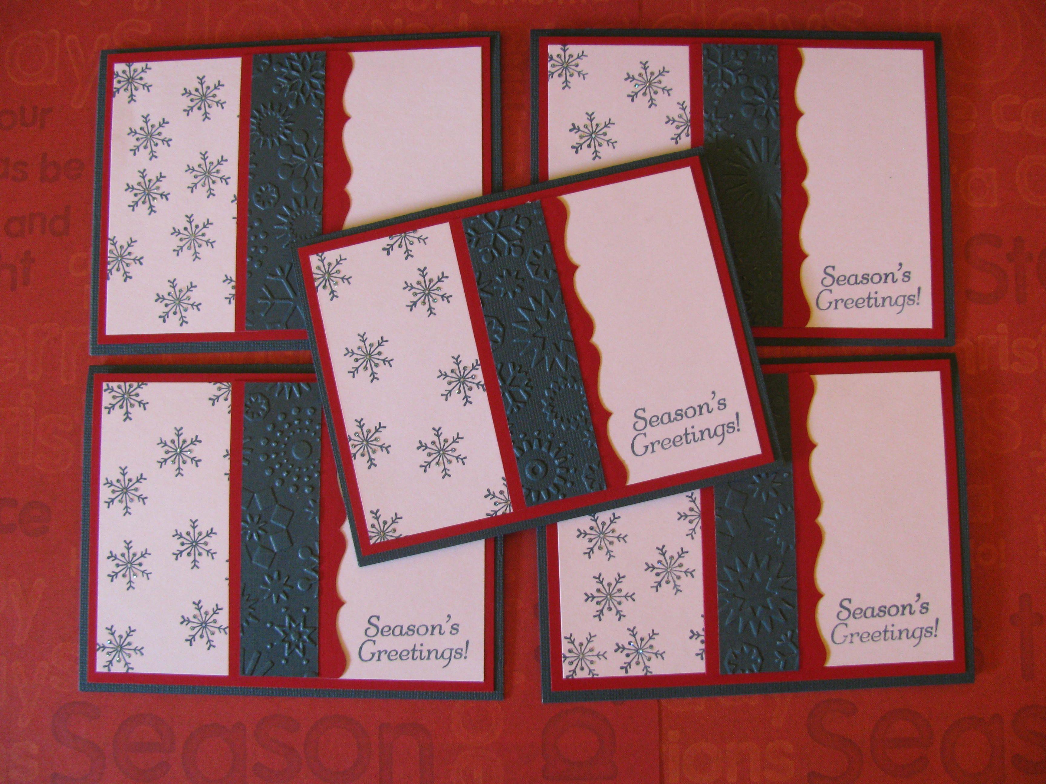 christmas card ideas handmade christmas cards karens cards ideas ...