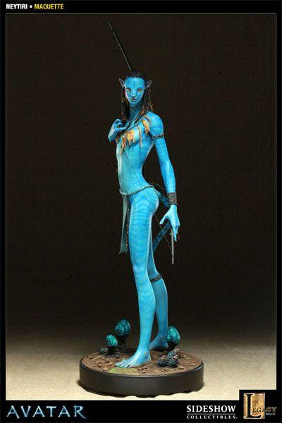 Arte Figura Maquette 89 Cm De Neytiri AvatarWorkshop ULMjzpVGqS