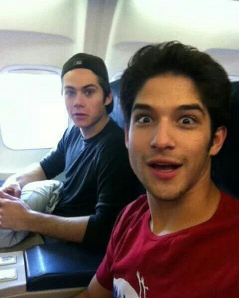 Photo of Tyler Posey And Dylan Obrien –  Tyler Posey And Dylan Obrien  – #catnoir #Daniel…