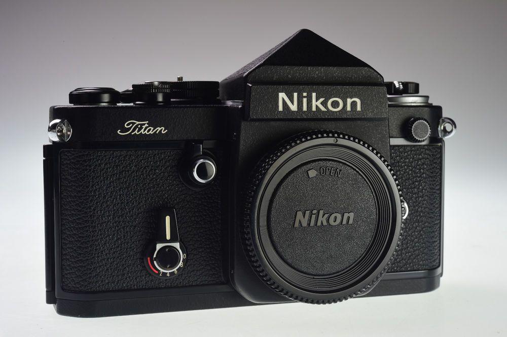 NIKON F2 Titan Name 35mm Film Camera Excellent+ | So Many Cameras