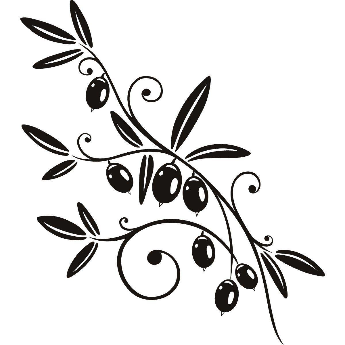 olivo dibujo buscar con google foodtruck olivo olivo arbol ve dibujos. Black Bedroom Furniture Sets. Home Design Ideas