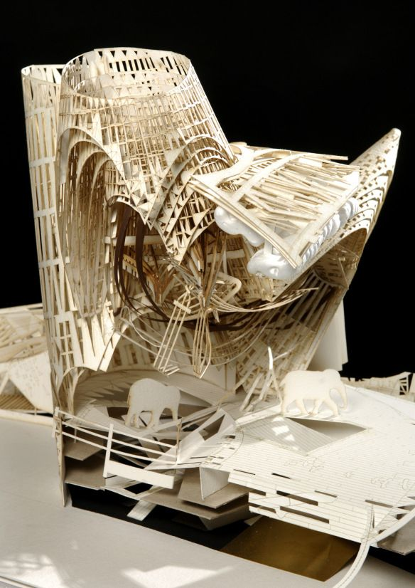 architectural engineering models. Futuristic Architecture Architectural Engineering Models
