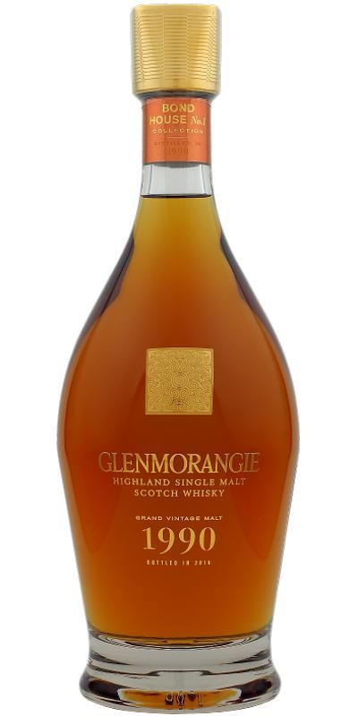 My favourite distillery is Glenmorangie in Tain, Scotland..  Now from the 15 men of Tain comes Glenmorangie Grand Vintage Malt from Bond House No. 1 which has been aged in ex-bourbon casks and a small portion of ex-sherry casks.  Retails around US$500.00 per bottle.