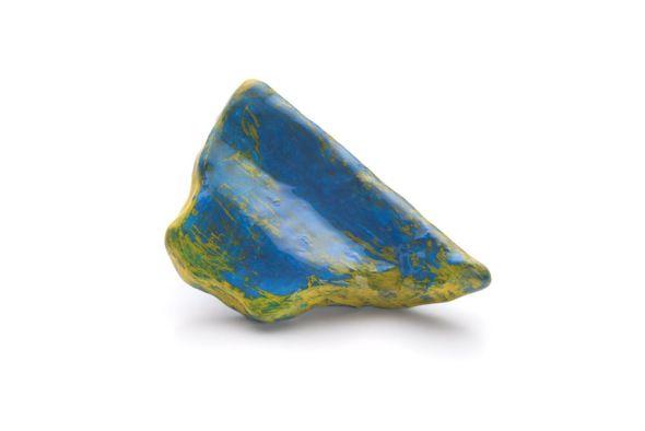 """""""Residual of sky"""" by Corrado De Meo. spilla, brooch, Stones collection 2015."""