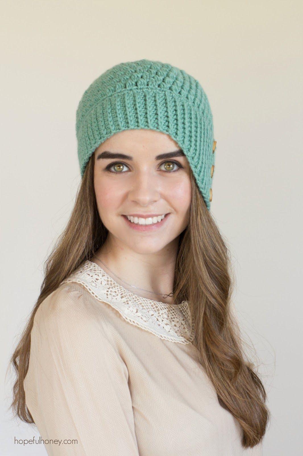 Weeping Willow Cloche Hat - Giveaway + Crochet Pattern | Moogly ...