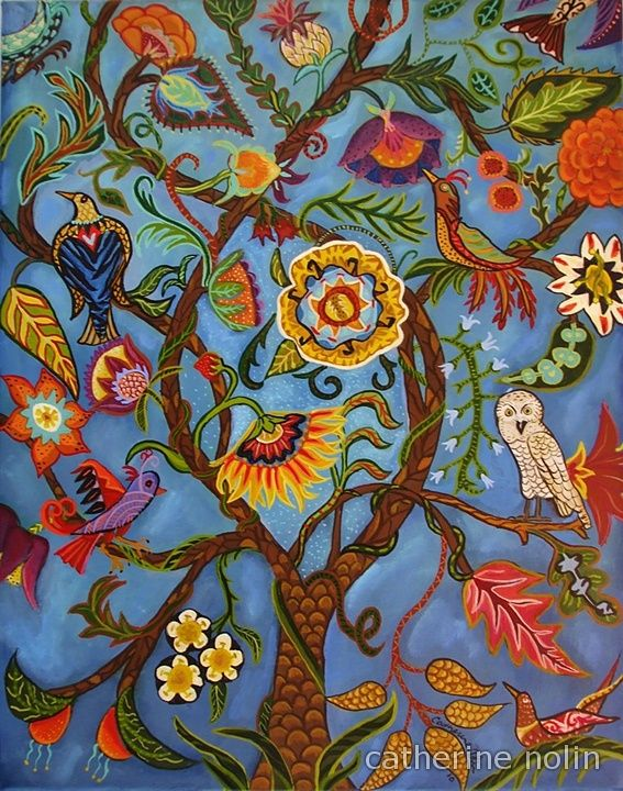 The Living Tree II // catherine nolin