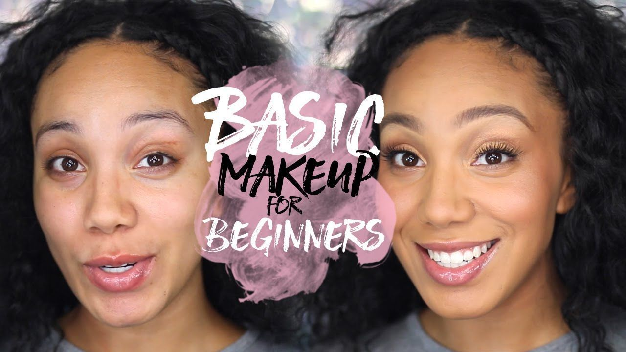 BASIC Daily Makeup for Beginners Tips & Tricks, BEST