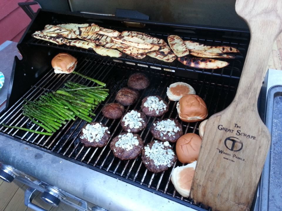 Ultimate bbq grill