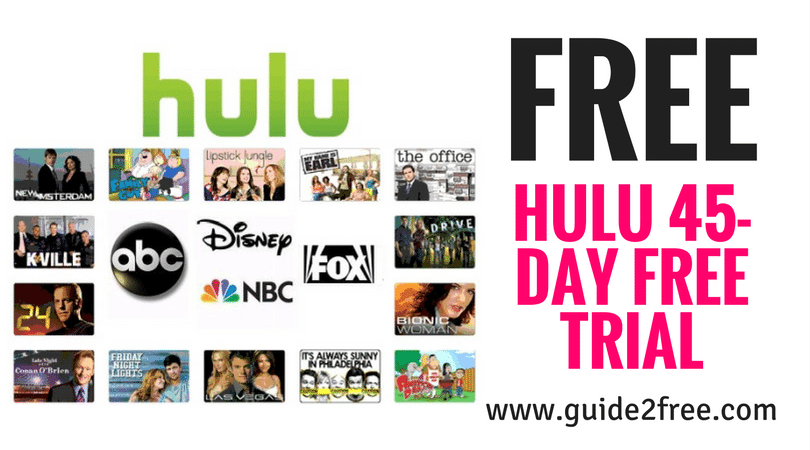 Get A Free Hulu 45 Day Free Trial From Groupon Sign Up And You Will Get A Free 45 Day Trial For Hulu S Limited Commercials Plan Hulu Free Tv Shows Kids Shows Trials