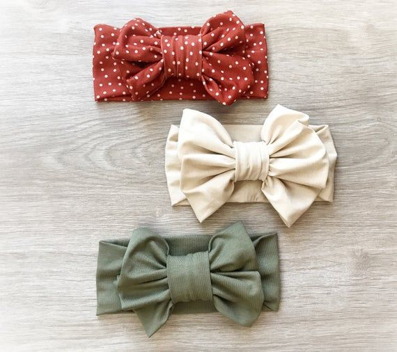 Baby Bows And Headbands, Baby Head Wraps, Baby Girl Bows, Baby Headband Bows, Headbands Baby Girl, Baby Bows, Baby Girl Gift, Shower Gift #babygirlheadbands