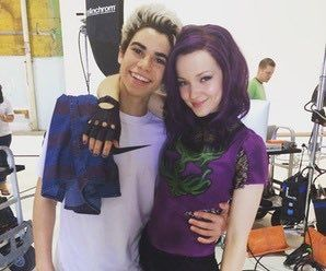 Dove Cameron and Cameron Boyce #shipping