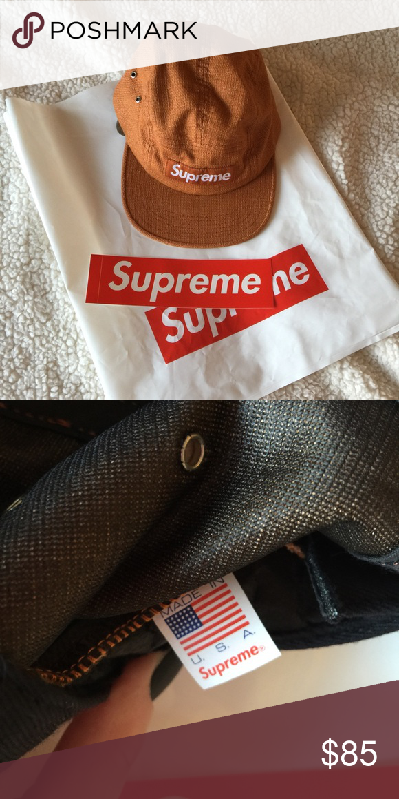 a662ba1d ... coupon code for supreme hat rare supreme hat. worn a few times. great  condition