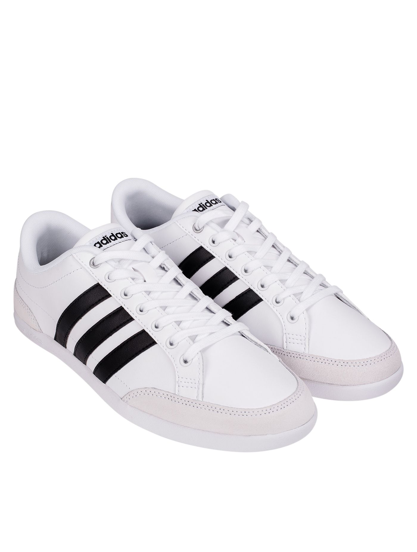 newest 4f7bd bbe28 ADIDAS NEO Mens Casual shoes CAFLAIRE B74614 Size UK7 White