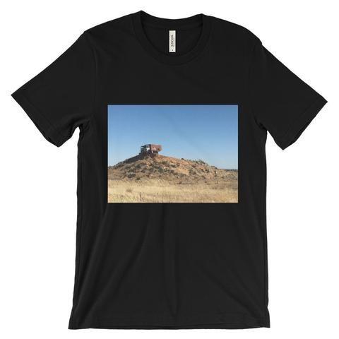 Monster Hunk - Unisex short sleeve t-shirt