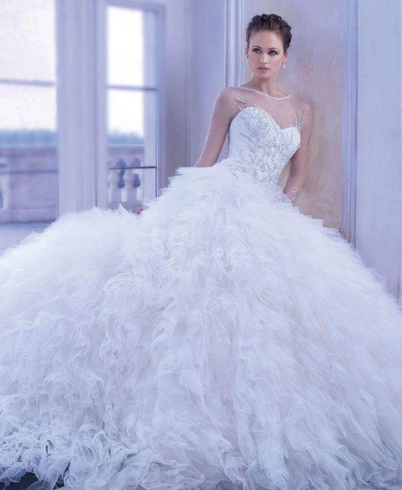 Demetrios: Wedding Dresses | Robe de mariee,