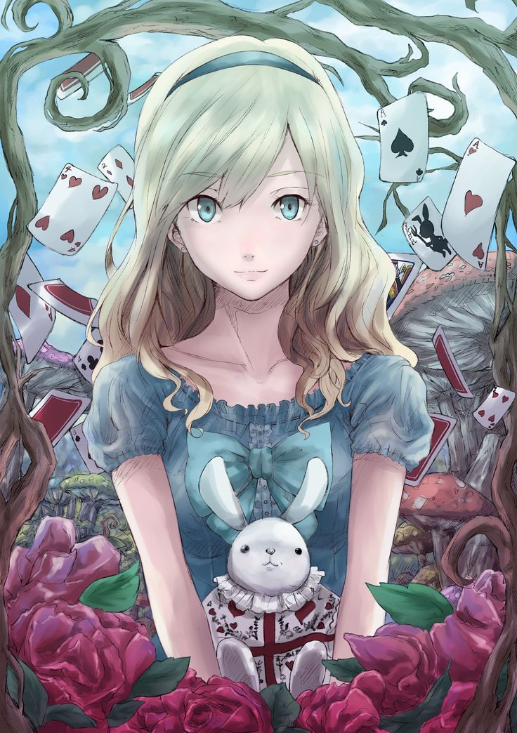 Pin by Ben on Anime Fan-art   Pinterest   Alice, Anime and ...