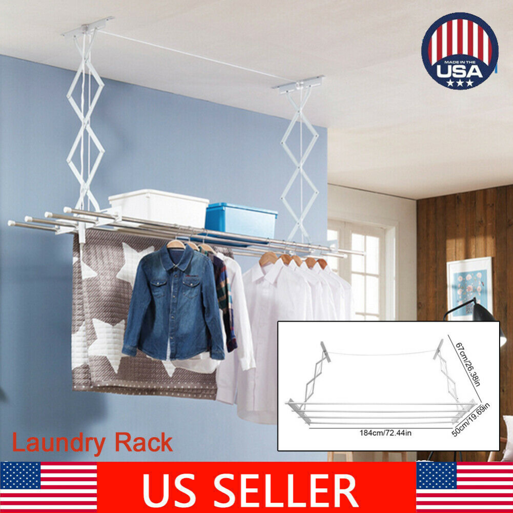 Indoor Outdoor Foldable Drying Rack With Optional Wall Mount Drying Rack Laundry Wall Mounted Drying Rack Wall Drying Rack