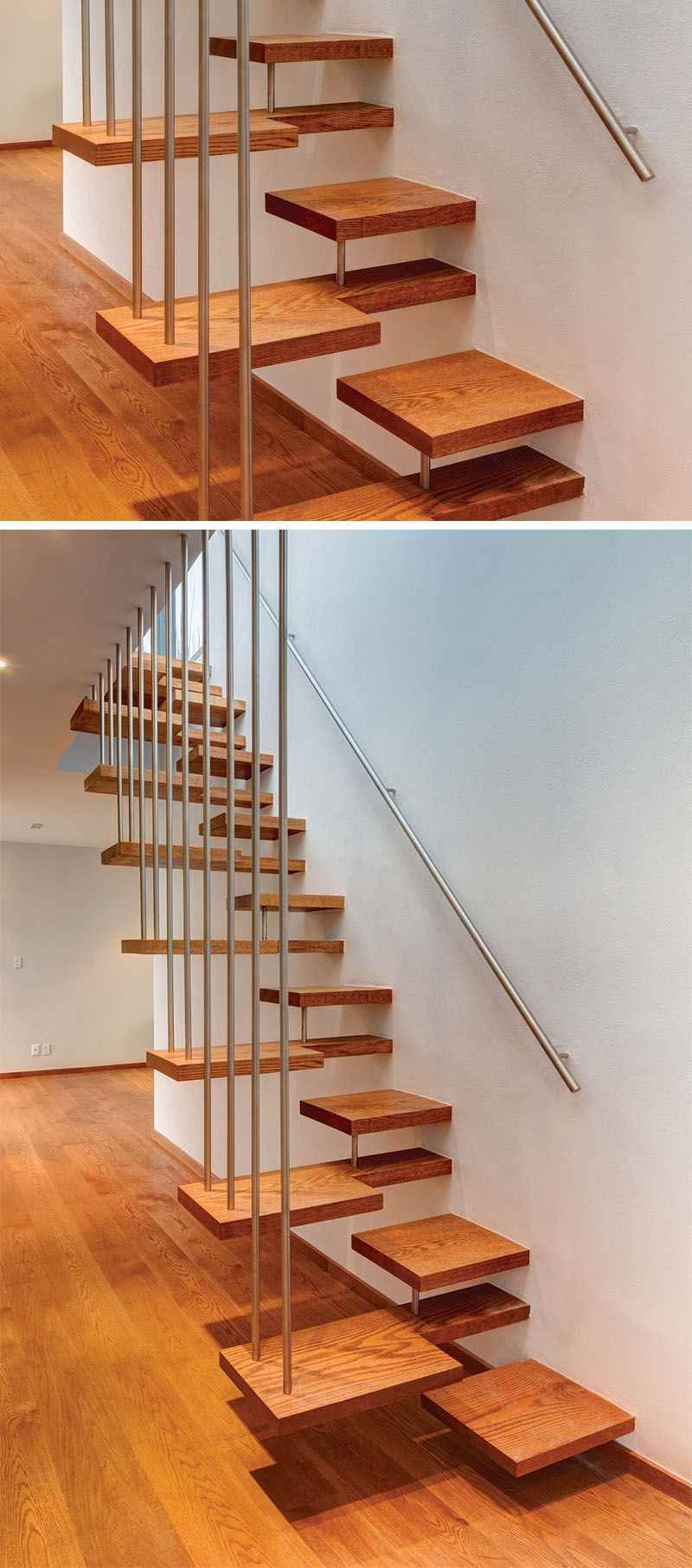 Escalier intérieur design- la beauté est dans les détails ...