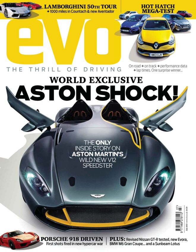 Evo Magazine Buy Subscribe Download And Read Evo On Your Ipad