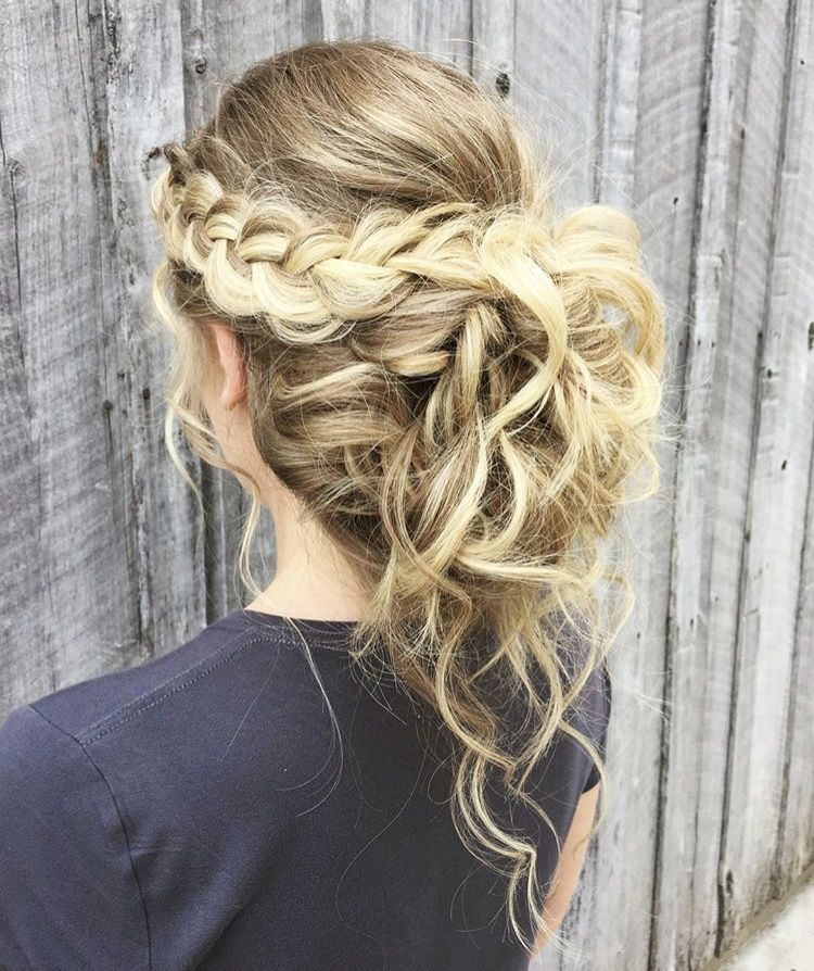 Wedding Hairstyle Nashville: Hair Stylist, Nashville Bride, Messy Updo