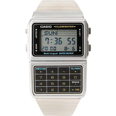 CASIO Reloj calculadora